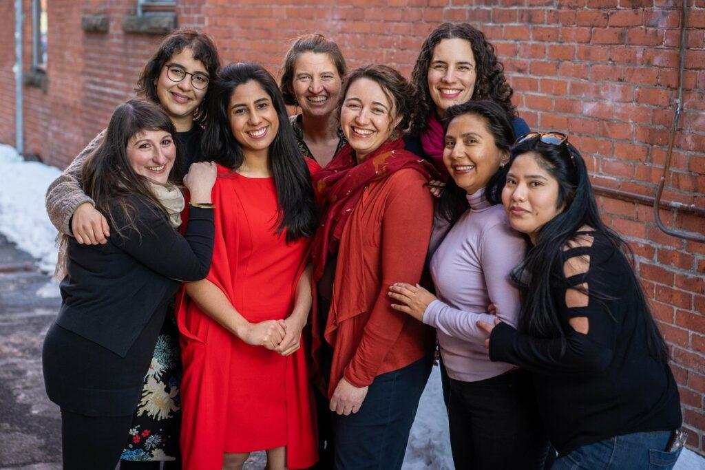 PVWC Las Mujeres Guerreras